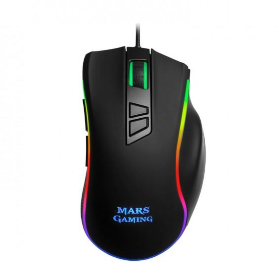 Mars Gaming MM318 Gaming Mouse 24000DPI