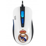 Mars Gaming MMRM Official Gaming Mouse Real Madrid