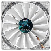 Aerocool Shark Ventola da 140mm a 1500giri Great White Edition