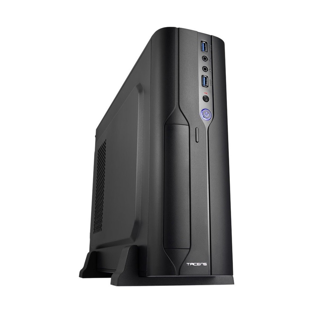Tacens orum iii 500 case slim micro atx mini itx black con for Micro case prezzi