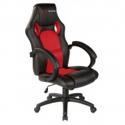 Mars Gaming Gaming Chair Sedia Gaming MGC1BR colorazione Deep Black Devil Red