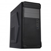 NOX KORE Case Middle Tower Black con USB 3.0