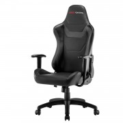 Mars Gaming MGC218BK Poltrona Gaming con AIR technology colorazione Deep Black
