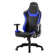 Mars Gaming Gaming MGC218BBL Poltrona Gaming con AIR technology colorazione Black Blue