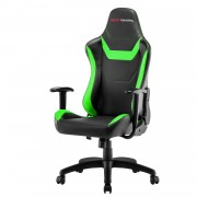 Mars Gaming MGC218BG Poltrona Gaming con AIR technology colorazione Black Green