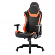 Mars Gaming MGC218BO Poltrona Gaming con AIR technology colorazione Black Orange