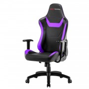 Mars Gaming MGC218BP Poltrona Gaming con AIR technology colorazione Black Purple