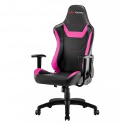 Mars Gaming MGC218BPK Poltrona Gaming con AIR technology colorazione Black Pink