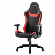 Mars Gaming MGC218BR Poltrona Gaming con AIR technology colorazione Black Red