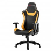 Mars Gaming MGC218BY Poltrona Gaming con AIR technology colorazione Black Yellow