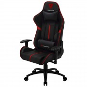 Thunder X3 BC3BR Poltrona Gaming con AIR technology colorazione Black Red