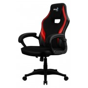 Aerocool 2 Alpha Poltrona Gaming con AIR Technology colorazione Black Red