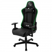 AIM RGB E-SPORTS Professional Gaming Chair con controllo remoto ed illuminazione DNA RGB