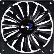 Aerocool Shark Ventola da 120mm a 1500 giri Black Edition