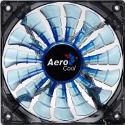 Aerocool Shark Ventola da 120mm a 1500giri Blue Edition