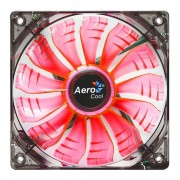 Aerocool Air Force Ventola da 140mm Red Edition