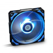 NOX Hummer H-Fan Ventola da 120mm con Led Blue