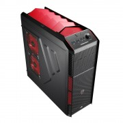 Aerocool XPredator X1 Case Middle Tower Devil Red Edition