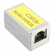 InLine Accoppiatore convertitore configurazione Lan Cat.5e a Lan Crossover Cat.5e schermato F/ UTP