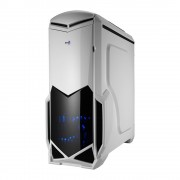 Aerocool BattleHawk Case Middle Tower White Edition