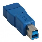 InLine Adattatore USB 3.0 Type-A femmina a USB 3.0 Type-B maschio