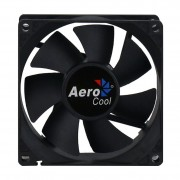 Aerocool Dark Force Ventola da 80mm Full Black