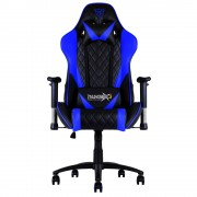 Thunder X3 TGC15BB Sedia Gaming Professionale Colorazione Black Blue