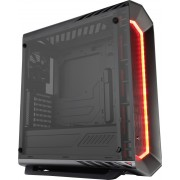 Aerocool P7-C1-BG Case ATX Black Tempered Glass Edition