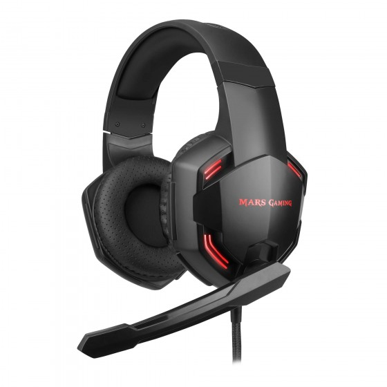 Mars Gaming MHXPRO71 Headset Cuffie Gaming 7.1