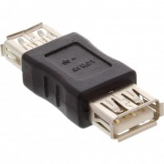 InLine Adattatore USB 2.0 Type-A femmina a USB 2.0 Type-A femmina
