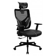 THUNDERX3 YAMA1 BLACK Ergonomi Gaming Chair - Black