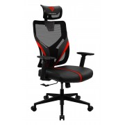 THUNDERX3 YAMA1 BLACK Ergonomi Gaming Chair - Black Red
