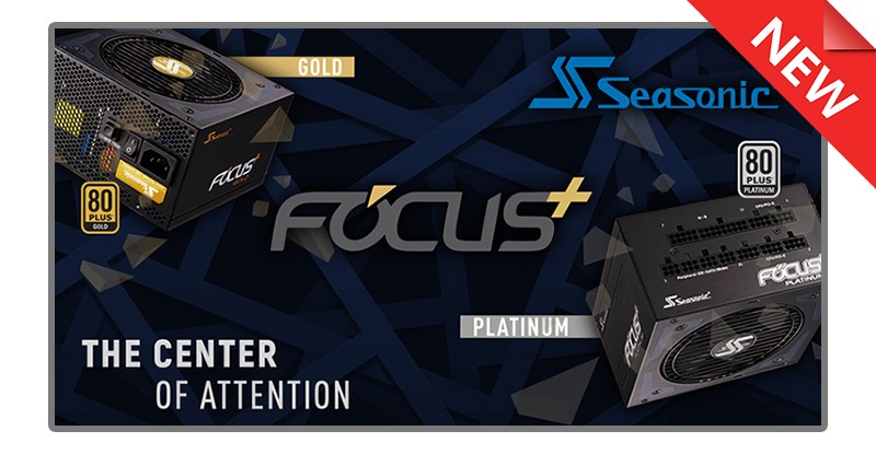 Seasonic Focus+